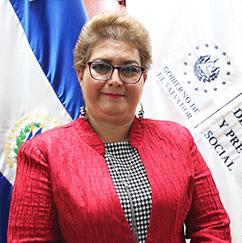 Maritza Calderon - Viceministra de Trabajo